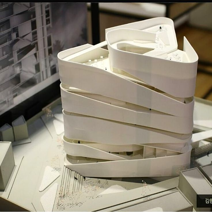Cool Architecture Model...Sosho Approved...