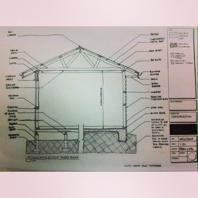 #construction #elevation #handmade #freehand #indesign #interiordesign #fabioliebl