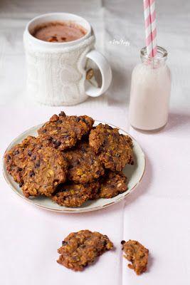 Keksz Blog: Vegán sütőtökös csokoládés keksz