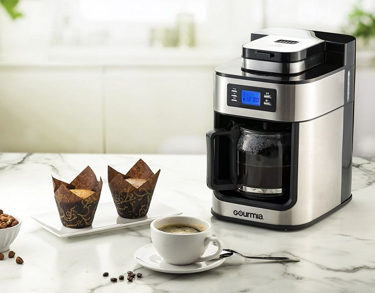 25+ best ideas about Coffee maker with grinder on Pinterest Coffee ice cream, Ground coffee ...