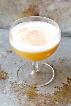 Mélisse Whiskey Sour | SAVEUR