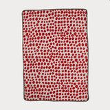 Fine Little Day - Red Dot Baby Blanket | Scout