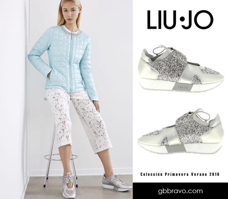 ¿Qué os parecen estos Sneakers de Liu-jo? Modelo Margot ➡ http://bit.ly/LiuJoMargot su diseño no os dejará indiferentes.  Shoes #margot #gbbravo