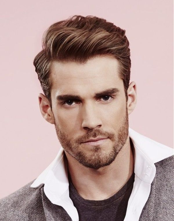 Comfortable and Stylish Medium Hairstyles for men0181