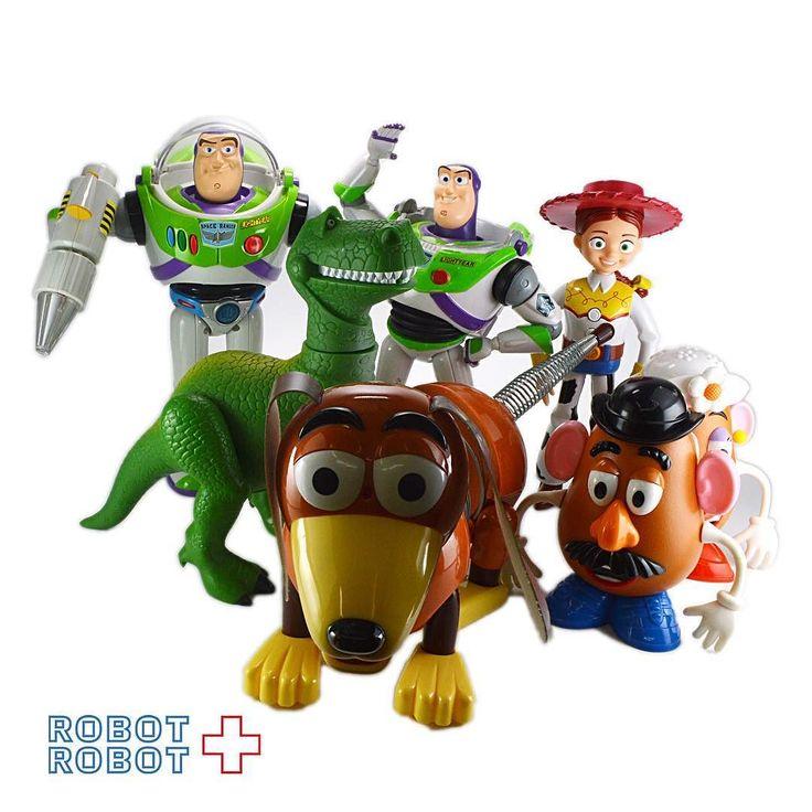 中古のトイストーリー他にもいろいろ入荷しました #ToyStory #トイストーリー #ピクサー #Pixar #Disney #ディズニー #アメトイ #アメリカントイ #おもちゃ#おもちゃ買取 #フィギュア買取 #アメトイ買取#vintagetoys #中野ブロードウェイ #ロボットロボット #ROBOTROBOT #中野 #トイストーリー買取 #ピクサー買取 #WeBuyToys