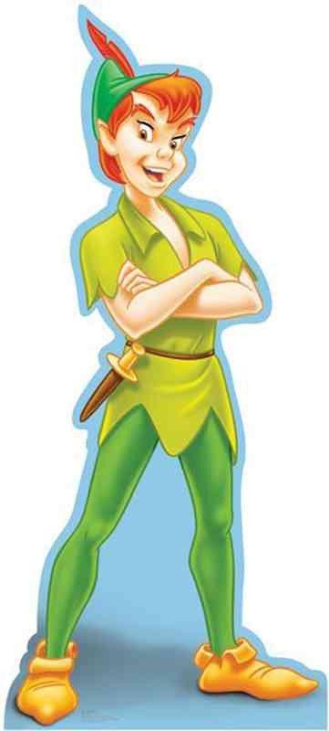Peter Pan Lifesize Standup