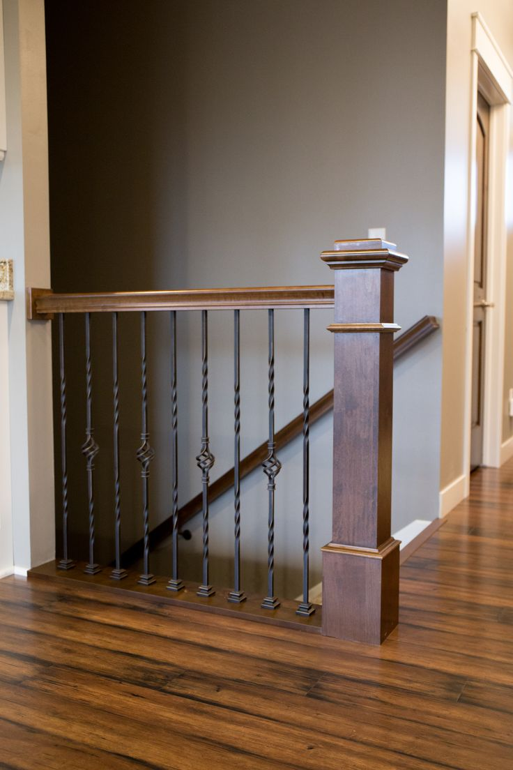 17 Best Images About Stairs On Pinterest Wrought Iron