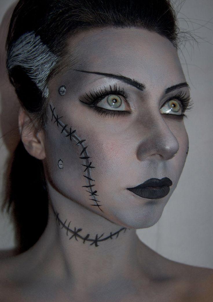 1000+ ideas about Frankenstein Makeup on Pinterest ...