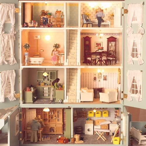 17 Best Images About Dolls House Kits On Pinterest