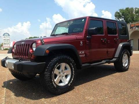 2009 Jeep Wrangler Unlimited for sale in Clarksville, TN