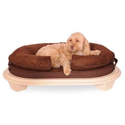 Dreamease™ Cody Dog Bed For dogs who like pillows