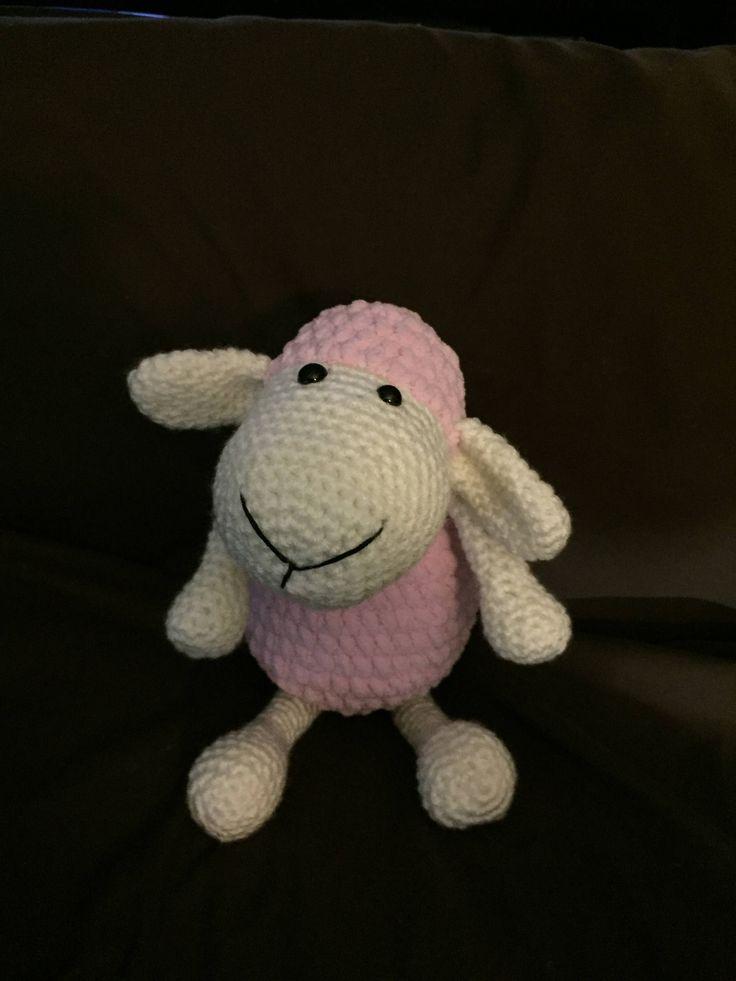 Lamb Softie by DAcreationsShop on Etsy https://www.etsy.com/ca/listing/540749462/lamb-softie