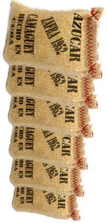 Check out the deal on Mini retro sugar sacks. Set of 6 for 8$ at CubanFoodMarket.com