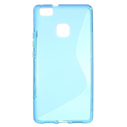 Blauw S-line TPU hoesje voor Huawei P9 Lite