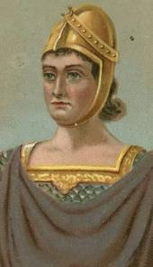 """Harold Harefoot, 1035-40. The death of King Canute in 1035 caused a succession dispute between his two surviving sons, one from each of his marriages. Harold Harefoot was Canute's son by his """"temporary wife"""" Ælfgifu of Northampton. It was Harold who got his foot in the door first as his brother, Harthacnut was in Denmark, having been installed as ruler of that country by his father."""