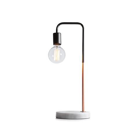 Marmo Table Lamp | Kmart For bedside? and move the Matt Blatt ones around the house.