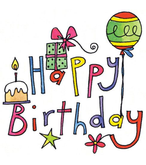 Happy birthday! Hope you had a great day!  @jen