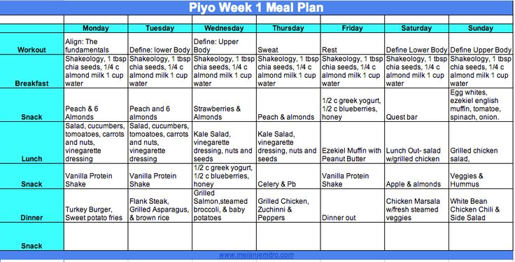 1000+ images about PiYo on Pinterest | Nutrition tracker ...