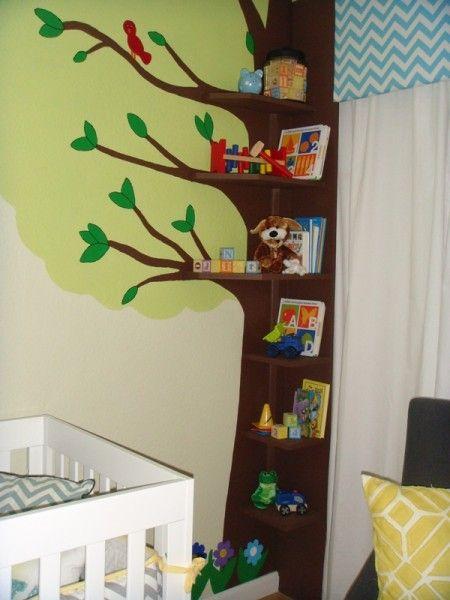 Power Broker Episode 105 Nursery Tree Bookcase