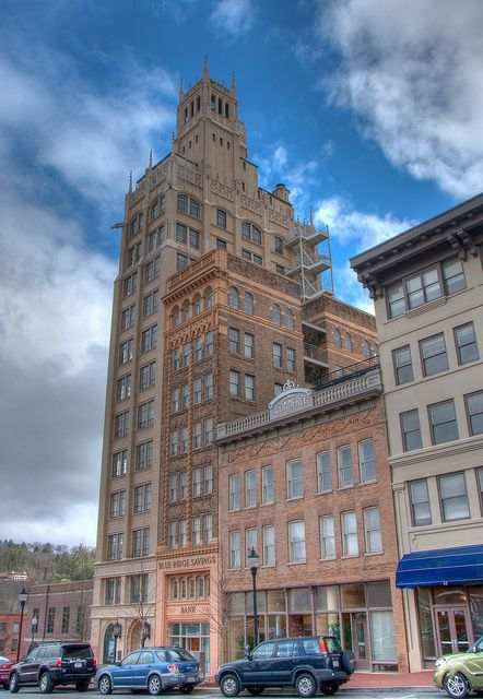 115 best images about historic architecture of asheville for Historical buildings in north carolina