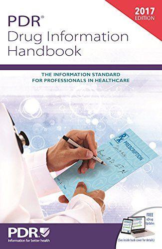 2017 PDR Drug Information Handbook
