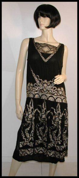 1920's Chanel dress.