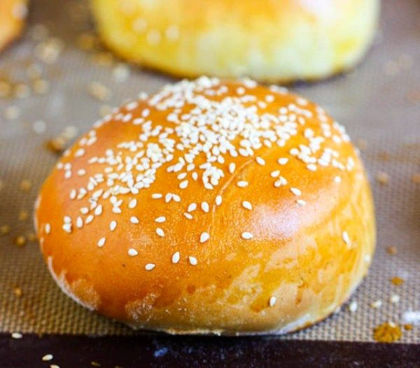 рецепт для булочки гамбургера и л чизбургера