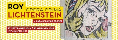 """GAM è orgogliosa di presentare uno dei più grandi artisti americani del XX secolo, Roy Lichtenstein, famoso per le sue opere basate sull'immaginario dei fumetti e della pubblicità e dipinte a mano con la tecnica a """"punti Ben-Day"""", sua inconfondibile firma. Per la prima volta in Italia, 235 opere illustreranno le origini di questo lavoro."""