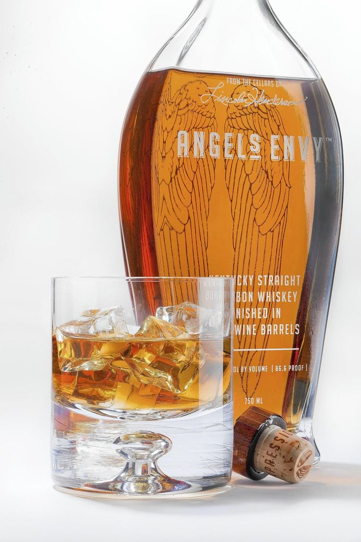 It's all in the finish. Well, maybe not all. But the thing that makes Angel's Envy whiskeys, Angel's Envy whiskeys, is that the distillery finishes its whiskeys in used spirits barrels. That...