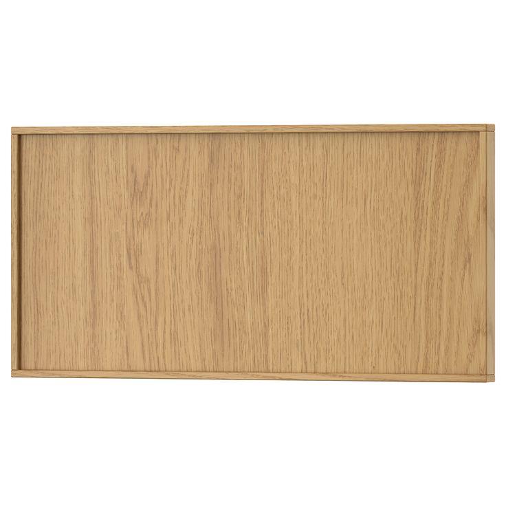 EKESTAD Lådfront - ek, 60x20 cm - IKEA