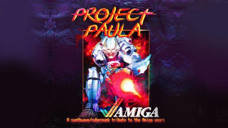 Project Paula: a Commodore Amiga Tribute