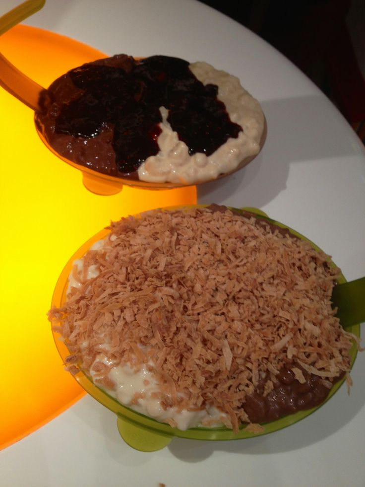 Rice to Riches, NYC #ricepudding #ricetoriches #toastedcoconut