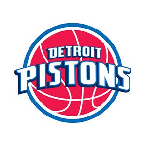 Sports fan gear for the Detroit Pistons basketball fan.  NBA bedding, game day gear, decals, party supplies, gifts and other collectible sports merchandise at Team Sports.
