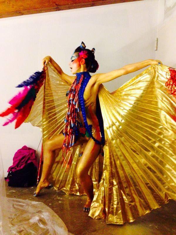 costume scultura