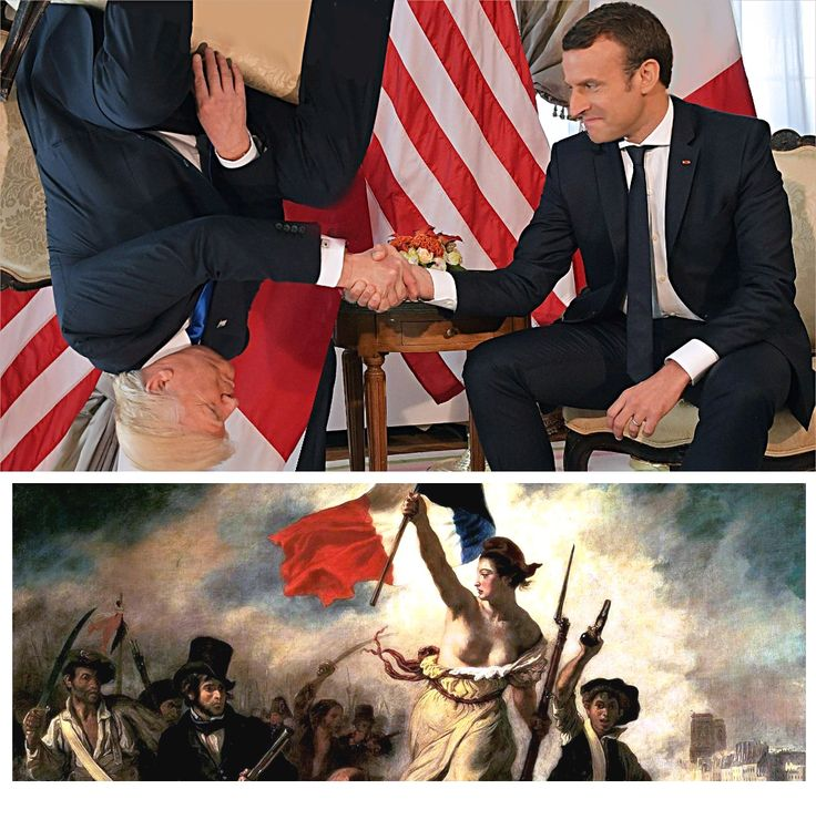 French President Invited Trump for 14 july celebration (Bastille Day). A guillotine (/ˈɡɪlətiːn/; French: [ɡijɔtin]) is an apparatus designed for efficiently carrying out executions by beheading. The device consists of a tall, upright frame in which a weighted and angled blade is raised to the top and suspended. The condemned person is secured with stocks at the bottom of the frame, positioning the neck directly below the blade. The blade is then released, to fall swiftly and forcefully…