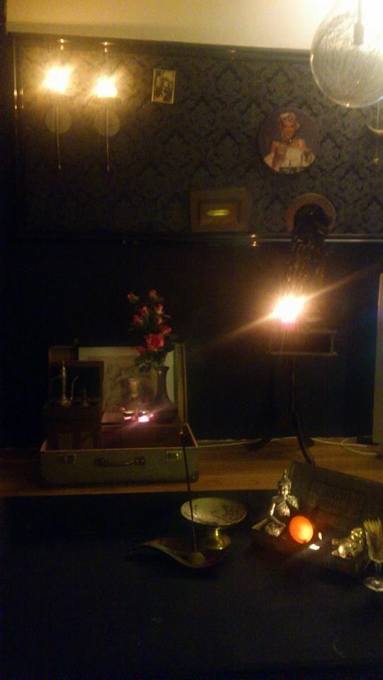 Snapshot Of My Living Room