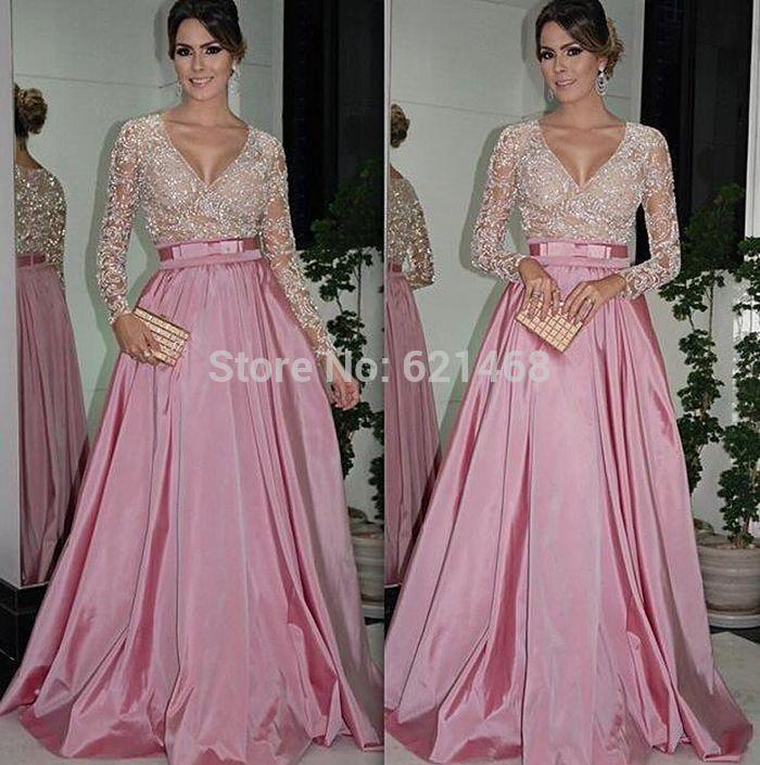 11 best vestido para gravida images on Pinterest   Evening gowns ...