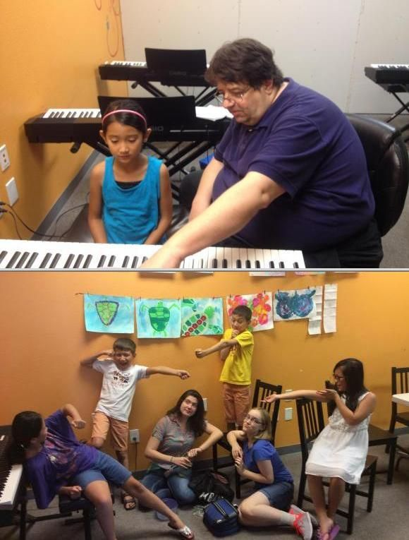 Hire Ron Ferlito Music if you need a group of pros who offer piano lessons for kids.  Read their 5-star customer comments.  Check out their affordable music education rates.