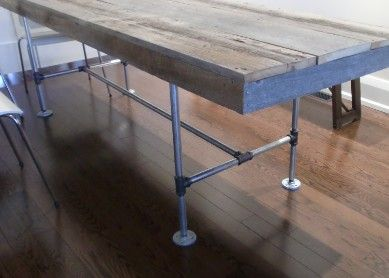 Google Image Result for http://www.barnboardstore.com/resources/barn%2520board%2520table%2520with%2520metal%2520pipe%2520legs.jpg.opt389x278o0,0s389x278.jpg