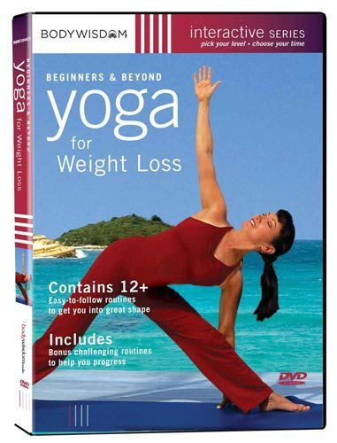 best yoga dvd for weight loos