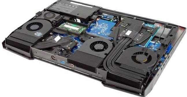 Παρουσιάζουμε το πρώτο laptop στον κόσμο με next-gen GPU - http://secn.ws/1QTgAvd -   Αν χρειάζεστε έναν ισχυρό επιτραπέζιο υπολογιστή χωρίς την ανάγκη καλωδίωσης του συστήματός σας, τότε αυτό είναι το τέλειο laptop για σας!  Οι ισχυροί φορητοί υπολογιστές είναι δύσκολο να βρεθούν, πι