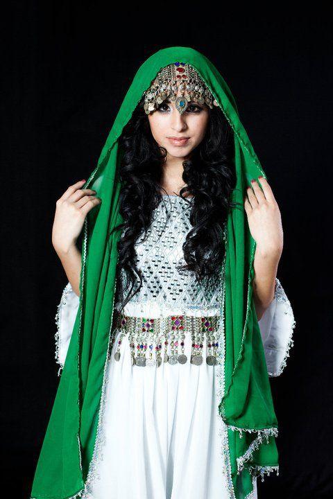 Afghan.