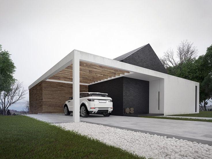110 best images about carport / garage / hütte on pinterest ...
