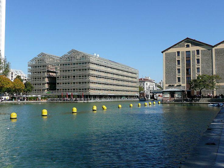 #photo Bassin de la Villette (2) #Paris19 #PEAV