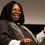 """Cannabist columnist Whoopi Goldberg is a fan of the vape pen, which she says """"changed my life. No, I'm not exaggerating.""""  (Cindy Ord, Getty..."""