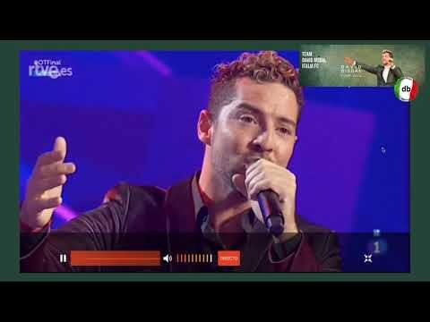 David Bisbal - Finale #OT2017 - 05/02/2018