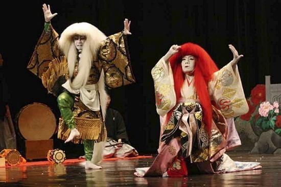 Kabuki, teatro japonés