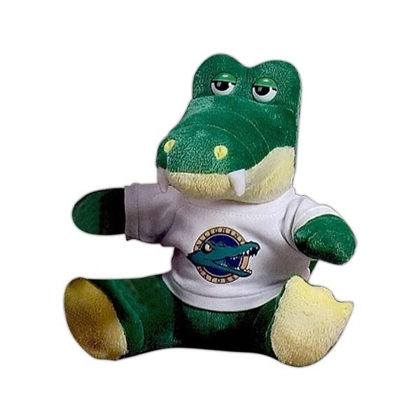 """9"""" Mascot Gator from www.schoolspiritstore.com"""