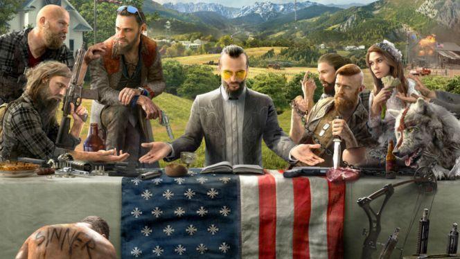 Far Cry 5: Une dernière poussée majeure avant sa sortie [VIDEO] | PS4Pro Fr https://plus.google.com/102121306161862674773/posts/16wnn7nZuQH