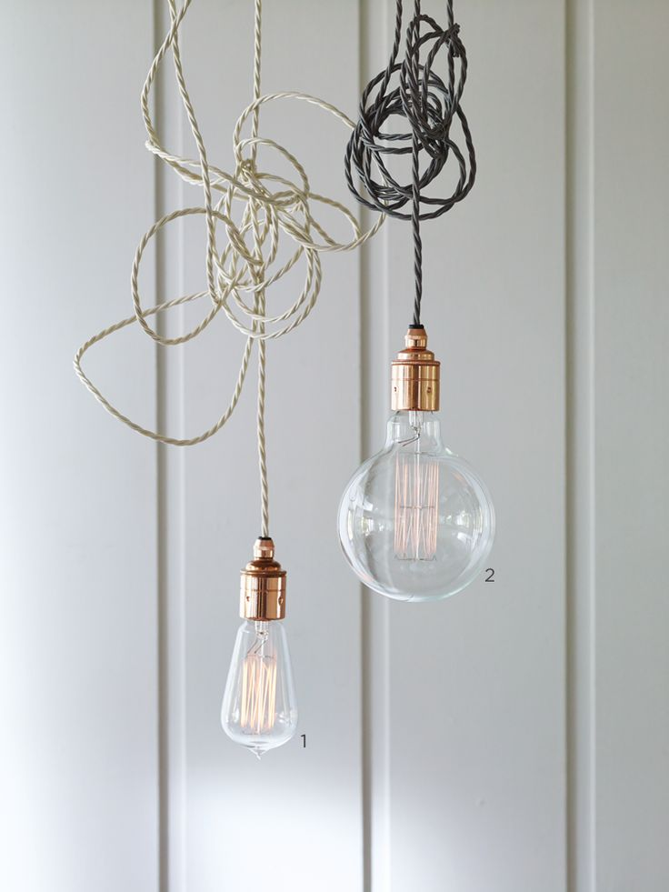 Decorative Filament Bulbs NEW Cox & Cox £20